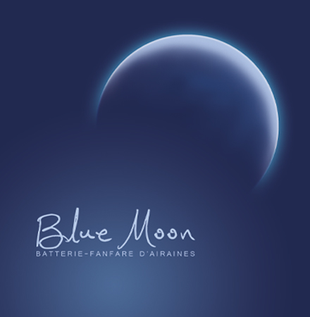 Pochette Blue Moon