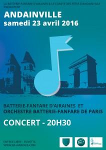 Concert Andainville